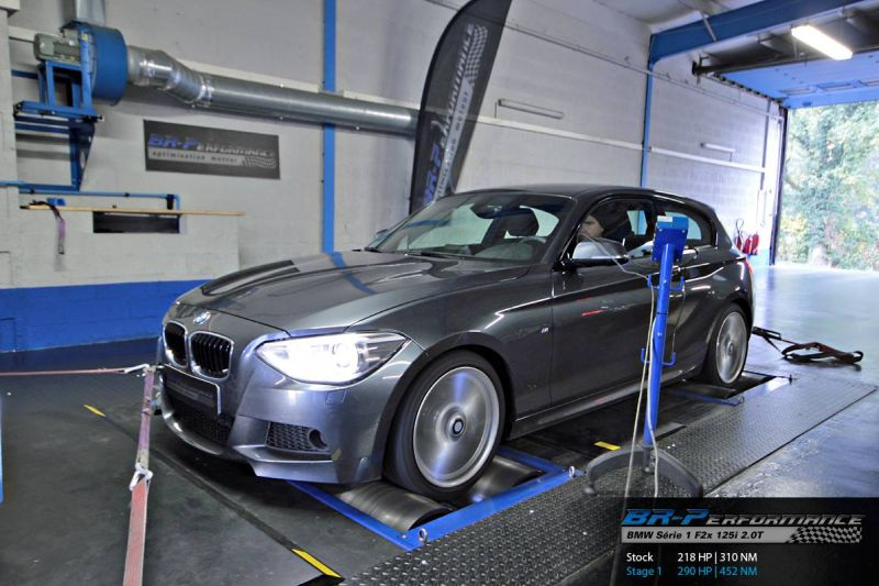 12094933 1038772919487464 9055463395700356288 o 290PS & 452NM im BMW 1er F20 125i 2.0T by BR Performance
