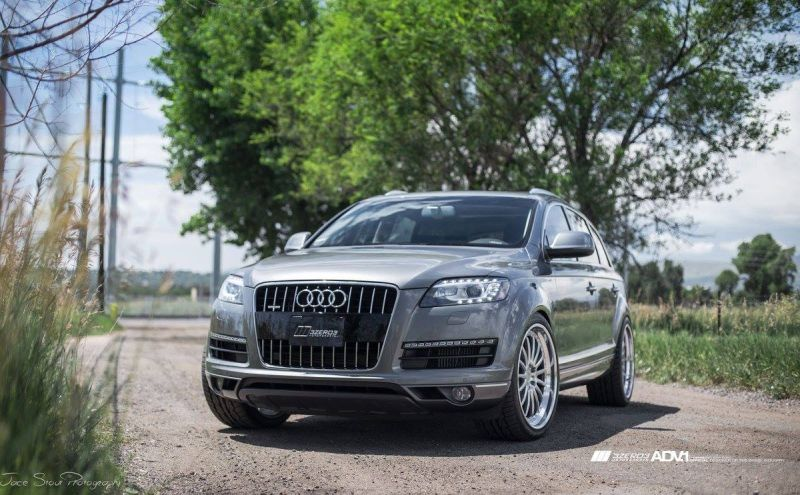 12095102 995565233841843 2066809324486504992 o Fette ADV.1 Wheels Typ ADV15 TF am Audi Q7 TDI