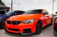 12109296 10153619058759360 33326548818401354 n 190x126 Feuriges Orange und VFF 103 Alu's am BMW 435i by PSI