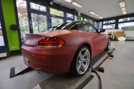 12139993 1047829238584458 700451455439751861 o 190x126 Mattroter BMW Z4 3.5 Si by Print Tech Premium Wrapping
