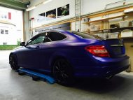 12140001 899517786768732 4956020730749200777 o 190x143 Mystique Blue Folierung am Mercedes Benz C Coupe