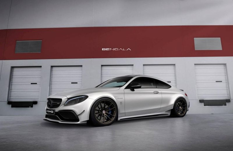 12194894 953686978038372 7983617945692950952 o Rendering: Mercedes Benz C63 AMG by Bengala Design