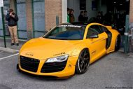 12265668 569171253230188 397524173517758924 o 190x127 Ultrafetter Audi R8 by Liberty Walk zur 2015er SEMA