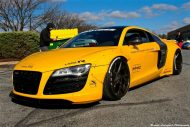 12307346 569171319896848 4373088916181583404 o 190x127 Ultrafetter Audi R8 by Liberty Walk zur 2015er SEMA