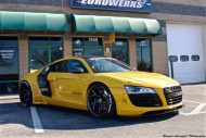 12307995 569171363230177 8381450475542624820 o 190x127 Ultrafetter Audi R8 by Liberty Walk zur 2015er SEMA