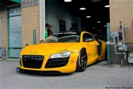 12308183 569171649896815 634406855948043372 o 190x127 Ultrafetter Audi R8 by Liberty Walk zur 2015er SEMA