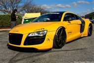 12314698 569171513230162 7780085691102191930 o 190x127 Ultrafetter Audi R8 by Liberty Walk zur 2015er SEMA