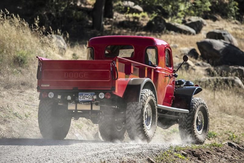 13 legacy power wagon fd 1a7e4f2 restomod 1 Restomod   585PS Chevy V8 im Dodge Power Wagon