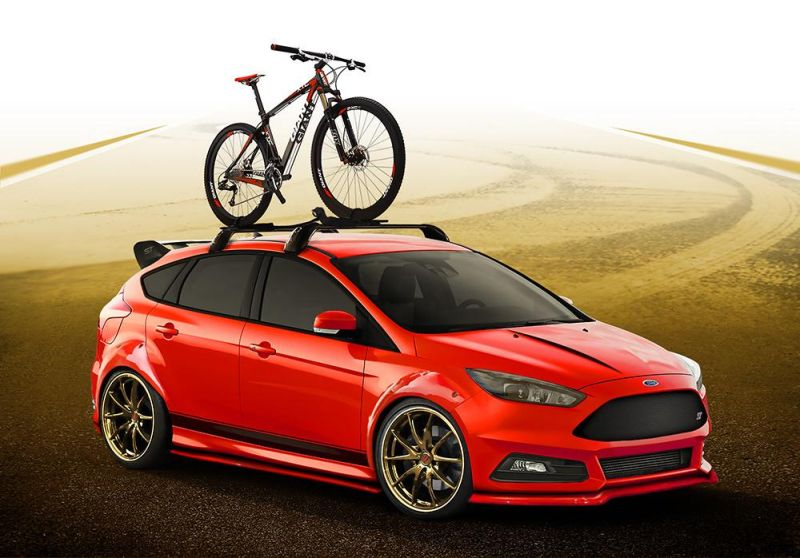 2015 Ford Focus ST wide tuning 1 Projekt zur SEMA: 2015er Ford Focus ST by COBB Tuning