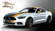 2016 ford mustang by bisimoto 2015 sema show 2 190x107 Ford Mustang mit 900PS by Bisimoto Engineering & mehr