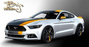 2016 ford mustang by bisimoto 2015 sema show 2 310x165 Ford Mustang mit 900PS by Bisimoto Engineering & mehr