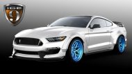 2016 ford mustang by bisimoto 2015 sema show 5 190x107 Ford Mustang mit 900PS by Bisimoto Engineering & mehr