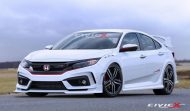 2017 honda civic type r looks crazy for 2017 1 190x111 Rendering: 2017er Honda Civic Type R by CivicX