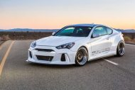 44303 ark genesis coupe 1 190x127 Vorschau: Hyundai Genesis Coupe by ARK Performance