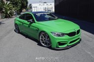 A Signal Green BMW M4 With BBS Wheels 5 190x126 AutoCouture Motoring zeigt giftgrünen BMW M4 F82