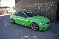 A Signal Green BMW M4 With BBS Wheels 7 190x126 AutoCouture Motoring zeigt giftgrünen BMW M4 F82