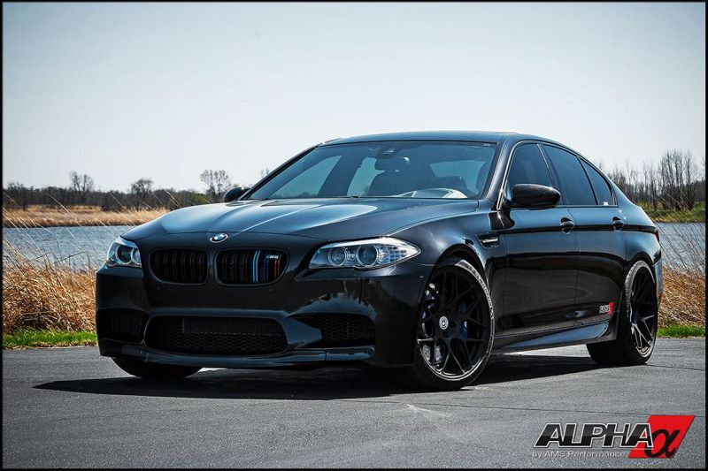 Alpha 7 BMW Performance 1 Alpha 7 BMW M5 F10 mit 775PS & hammerharten 1.016NM