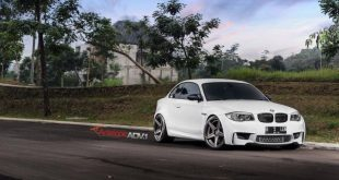 Alpine White BMW 1M Gets Aftermarket Wheels 1 310x165 20 Zoll ADV.1 Wheels Typ ADV5 MV.2 am BMW 1M Coupe