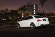 Alpine White BMW 1M Gets Aftermarket Wheels 5 190x127 20 Zoll ADV.1 Wheels Typ ADV5 MV.2 am BMW 1M Coupe