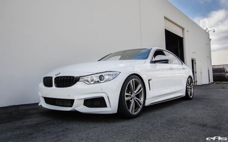 Alpine White BMW 428i Gets Updated At European Auto Source 1 Dezent & Edel   BMW 428i Gran Coupe by EAS Tuning