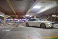 Alpine White BMW 6 Series Gran Coupe Rocking Vossen Wheels 4 190x127 Vossen Wheels VPS 307 am BMW 6er Gran Coupe