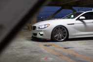 Alpine White BMW 6 Series Gran Coupe Rocking Vossen Wheels 5 190x127 Vossen Wheels VPS 307 am BMW 6er Gran Coupe
