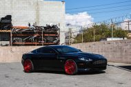 Aston Martin DB9 Forgiato tuning 3 190x127 20 Zoll Forgiato Wheels am Aston Martin DB9 in Schwarz