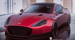 Aston Martin Rapide Wide Body 1 310x165 Rendering: Aston Martin Rapide mit fettem Wide Body Kit