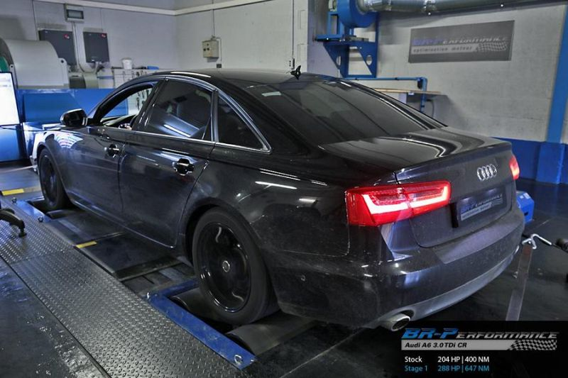 Audi A6 3.0 TDi CR Chiptuning BR Performance 2