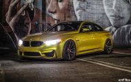 Austin Yellow BMW F82 M4 By EAS 4 190x119 BMW M4 F82 in Austin Yellow by Tuner EAS