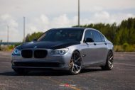 BMW 7 Series With Vossen Wheels 4 190x127 22 Zoll Vossen Wheels VPS 306 am BMW 7er F01