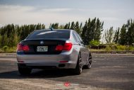 BMW 7 Series With Vossen Wheels 5 190x127 22 Zoll Vossen Wheels VPS 306 am BMW 7er F01