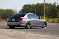 BMW 7 Series With Vossen Wheels 6 190x127 22 Zoll Vossen Wheels VPS 306 am BMW 7er F01