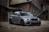 BMW E82 1M Carbonfiber Dynamics Tuning Folierung Mattgrau 1 190x127 Neues Projekt   BMW E82 1M by Carbonfiber Dynamics