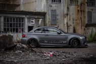 BMW E82 1M Carbonfiber Dynamics Tuning Folierung Mattgrau 2 190x127 Neues Projekt   BMW E82 1M by Carbonfiber Dynamics