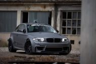 BMW E82 1M Carbonfiber Dynamics Tuning Folierung Mattgrau 5 190x127 Neues Projekt   BMW E82 1M by Carbonfiber Dynamics