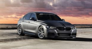 BMW F30 335i With VMR V804 Hyper Silver Wheels 4 310x165 19 Zoll VMR V804 Alufelgen am BMW F30 335i