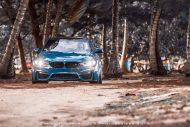 BMW F80 M3 Laguna Seca Blue 190x127 Dezentes Carbon Tuning am BMW M3 F80 by RW Carbon