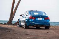 BMW F80 M3 Laguna Seca Blue 2 190x127 Dezentes Carbon Tuning am BMW M3 F80 by RW Carbon