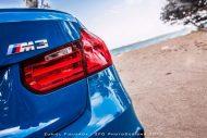 BMW F80 M3 Laguna Seca Blue 3 190x127 Dezentes Carbon Tuning am BMW M3 F80 by RW Carbon
