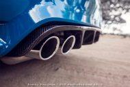 BMW F80 M3 Laguna Seca Blue 4 190x127 Dezentes Carbon Tuning am BMW M3 F80 by RW Carbon