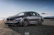 BMW F82 M4 With ADV10 Wheels 1 190x125 BMW F82 M4 auf 20 Zoll ADV.1 Wheels Typ ADV10 MV.2