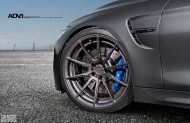 BMW F82 M4 With ADV10 Wheels 5 190x123 BMW F82 M4 auf 20 Zoll ADV.1 Wheels Typ ADV10 MV.2