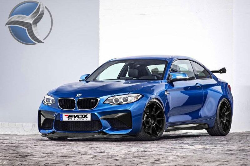 BMW M2 GTS Alpha N Performance 1 Rendering   Auch Alpha N Performance pimpt den BMW M2