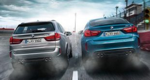 BMW X5 M BMW X6 M 1 310x165 Mehr Power   Dinan S2 Package am BMW M2 F87 Coupe