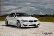 BMW 4 Series VFS1 5a5 tuning 11 190x127 20 Zoll Vossen Wheels VFS1 am BMW M4 F82 in Weiß