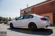 BMW F30 328d White CF Splitter Spoiler Diffuser 5 190x127 Carbon Tuning Parts am BMW 3er F30 328D