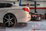 BMW F30 328i AWE Tuning Exhaust Single 1 190x127 BMW F30 328I mit AWE Sportauspuff by ModBargains