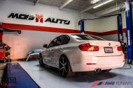 BMW F30 328i AWE Tuning Exhaust Single 3 190x127 BMW F30 328I mit AWE Sportauspuff by ModBargains