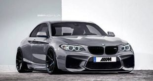 Bengala BMW M2 Wide Body 1 310x165 Rendering   BMW M2 Widebody by Bengala Automotive Design